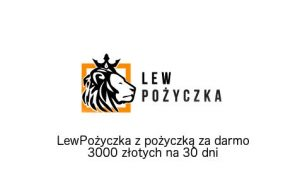 Pożyczka krótkoterminowa Lew Pożyczka