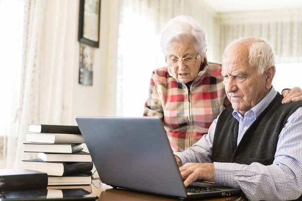 Pożyczki gotówkowe dla seniorów - przez internet