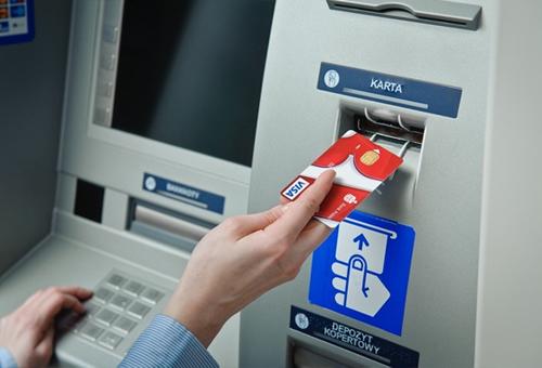 Prowizja za wypłatę z bankomatu